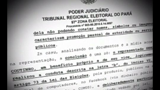 TRE-PA retira da pauta julgamento da cassação do prefeito de Belém