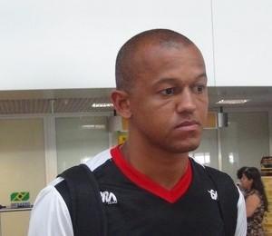 Reinaldo Alagoano, atacante (Foto: Viviane Leão/GloboEsporte.com)