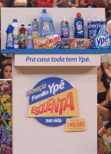 Promoção Ypê tem muitos premiados (Divulgação)