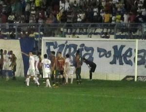 Bacabal 1 x 0 Sampaio (Foto: Divulgação/Sampaio Corrêa)