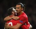 Mourinho diz que quer manter Rooney e Ibrahimovic para próxima temporada