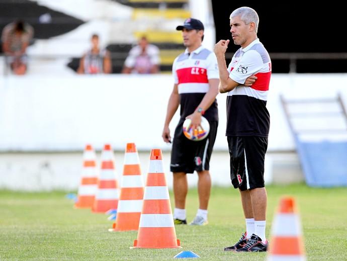 Ricardinho Santa Cruz (Foto: Aldo Carneiro / Pernambuco Press)