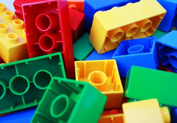 NÃO É LEGO ISSO brinquedo - criança - diversão - educação (Foto: Thinkstock)
