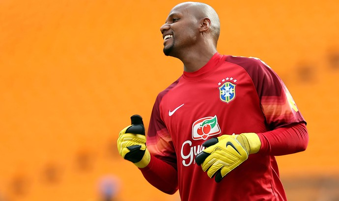 jefferson brasil treino (Foto: Jefferson Bernardes / Vipcomm)