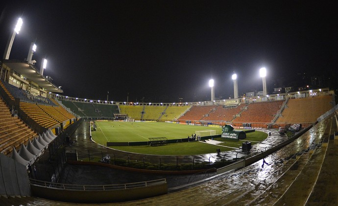 Palmeiras Rio Claro Pacaembu (Foto: Mauro Horita)