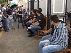 Policiais e servidores da Segurança Pública fazem paralisação em Goiás