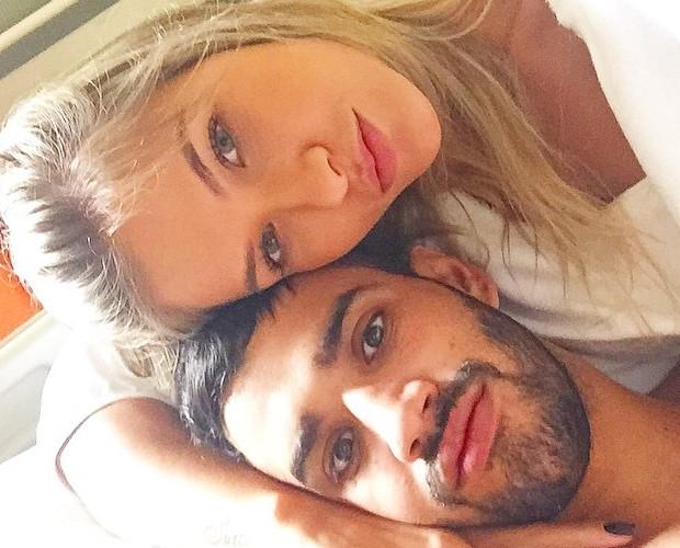 O sertanejo e Andressa Suita estão juntos há três anos (Foto: Arquivo Pessoal)
