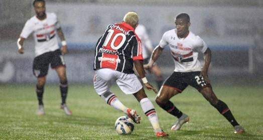 faltou o gol (Divulgação/Joinville EC)