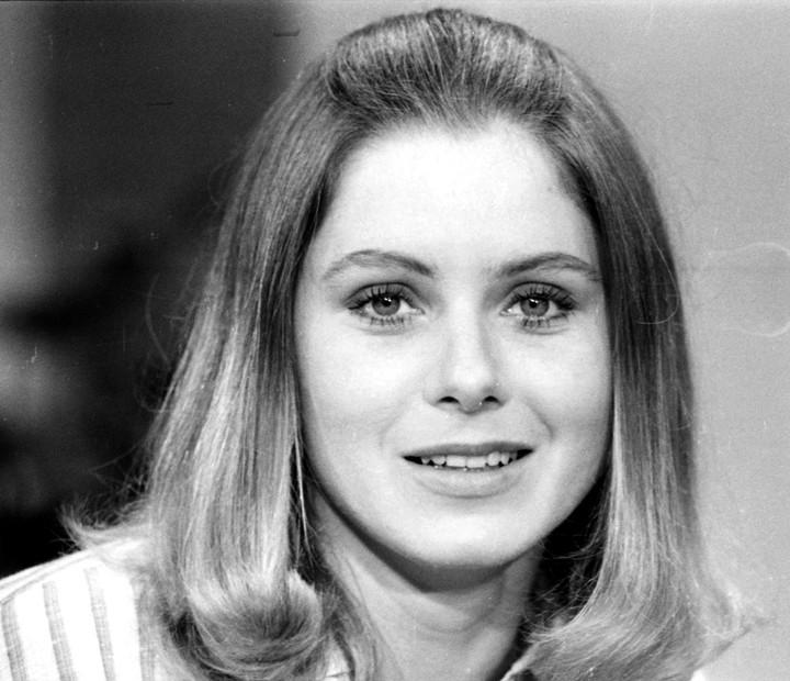 Vera Fischer no início da carreira em 'Coração Alado' (Foto: Cedoc / TV Globo)