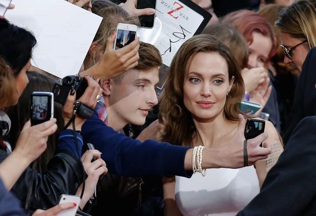Angelina Jolie (Foto: Agência Reuters)