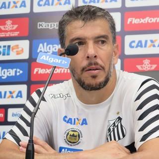 Leandro Donizete Santos (Foto: Lucas Musetti)