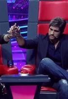 Victor & Léo dividem cadeira no 'The Voice Kids': 'Só gira quando há acordo'