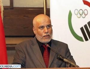 Presidente do comitê da Líbia (Foto: Reprodução / La Vanguarda.com)
