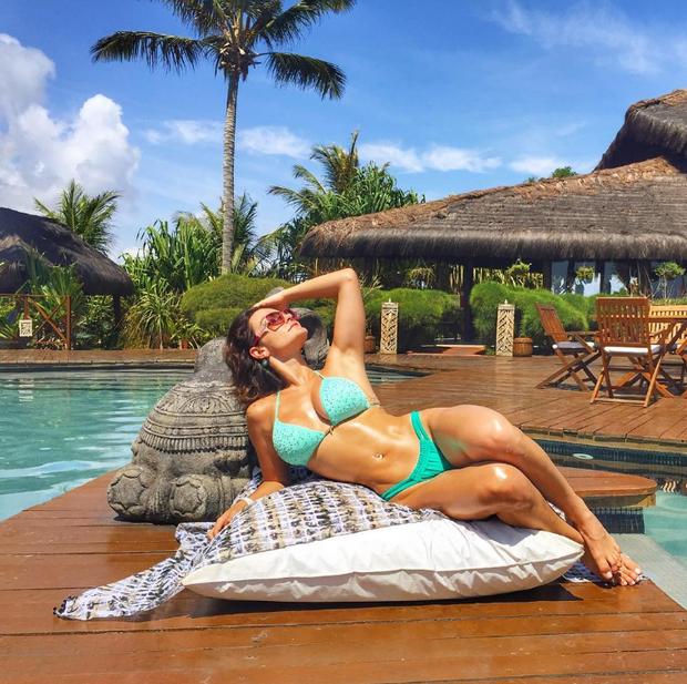 Laura Keller (Foto: Reprodução/Instagram)