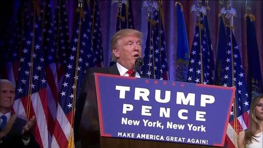 Trump diz que relatório russo é falso e pago por oponentes