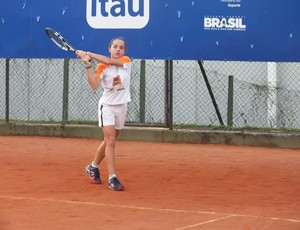 tênis thaisa pedretti (Foto: Divulgação / Instituto Tênis)