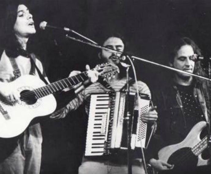 Musical Saracura série Notas de Amor Mistura com Rodaika foto original (Foto: Reprodução)