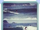 Daniele Suzuki mostra dia de surfe em rede social