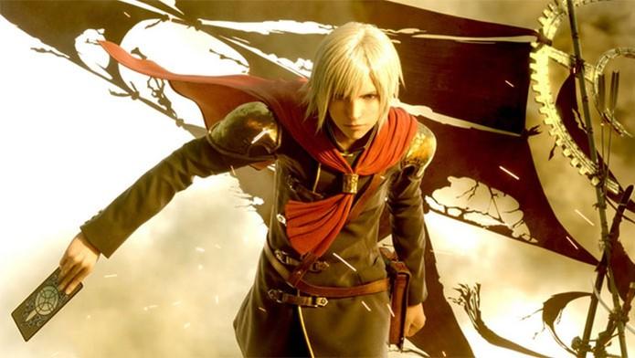 Final Fantasy Type-0 HD tem muitos elementos clássicos de RPG, confira (Foto: Divulgação) (Foto: Final Fantasy Type-0 HD tem muitos elementos clássicos de RPG, confira (Foto: Divulgação))
