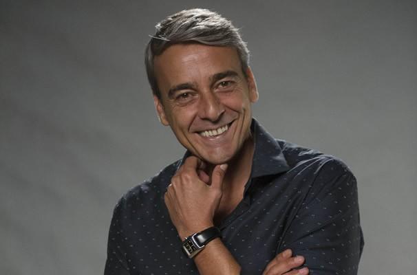 Alexandre Borges  (Foto: Globo/Estevam Avellar)