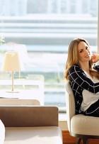 Ana Furtado diz que adora rotina de dona de casa: 'Sou de hábitos simples'