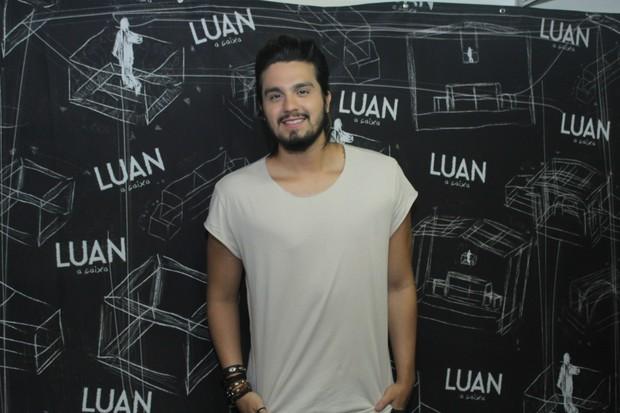 Luan Santana  (Foto: Tiago Caldas /Ag Haack)