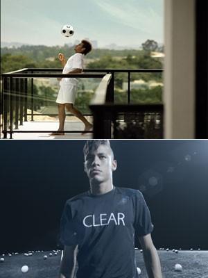 Neymar campanhas (Foto: Divulgação)