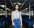 Vanessa Giácomo grava 'Falso brilhante' | Ellen Soares/TV Globo