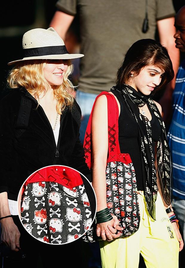 Madonna e Lola (Foto: Getty Images)