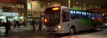 Greve de motoristas de ônibus está suspensa (Reprodução/TV TEM)