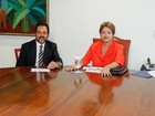 Dilma pede, e Aldo Rebelo decide ficar no Ministério do Esporte