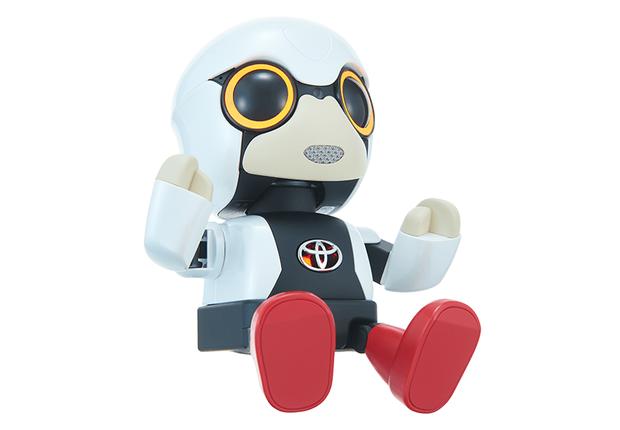O Kirobo Mini, novo robô da Toyota que serve para fazer companhia ao usuário (Foto: Divulgação)