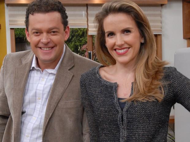 Mariana Ferro e Fernando Rocha, Bem Estar (Foto: CEDOC/TV Globo)