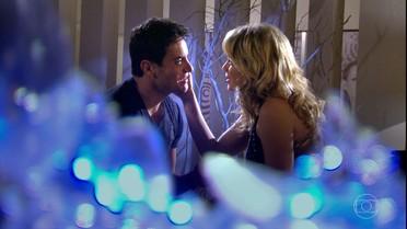 Rosário e Inácio pedem desculpas um ao outro