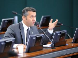 Leonardo Gadelha (Foto: Lúcio Bernardo Jr./Câmara dos Deputados)