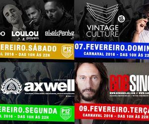 Day club em Florianópolis tem programação de carnaval dedicada à música eletrônica