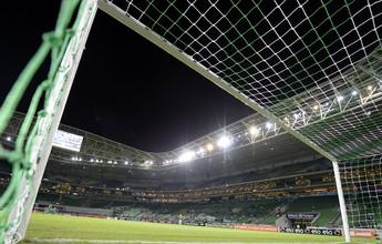 Jogo entre Palmeiras e Figueirense já tem 20 mil ingressos vendidos