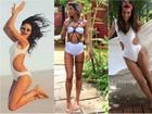 De Thaila Ayala a Beyoncé: maiô vira o hit do verão 2016 entre as famosas