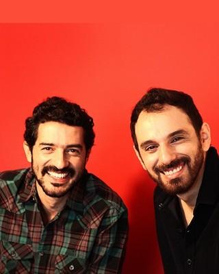 Matheus von Krüger e Luis Kiari (Foto: Divulgação/Valentina Comunicação)