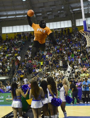 NBB, NBA, Bauru, Flamengo, final NBB, Gorilla (Foto: Paulo Macarini)