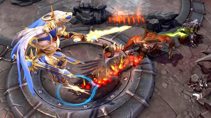 Heroes of the Storm tem uma jogabilidade que favorece novatos e veteranos (Foto: Divulgação/Battle.net)
