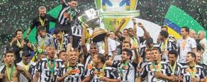 Atlético-MG bate o Cruzeiro e fatura título inédito (Bruno Cantini/Flickr do Atlético-MG)