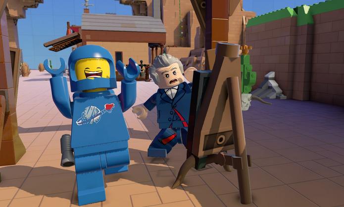 Saiba desbloquear novos cenários em Lego Dimensions (Foto: Reprodução/Felipe Vinha)