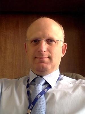 Eric Gorescu é membro do grupo seleto da IBM Industry Academy (Foto: Divulgação)