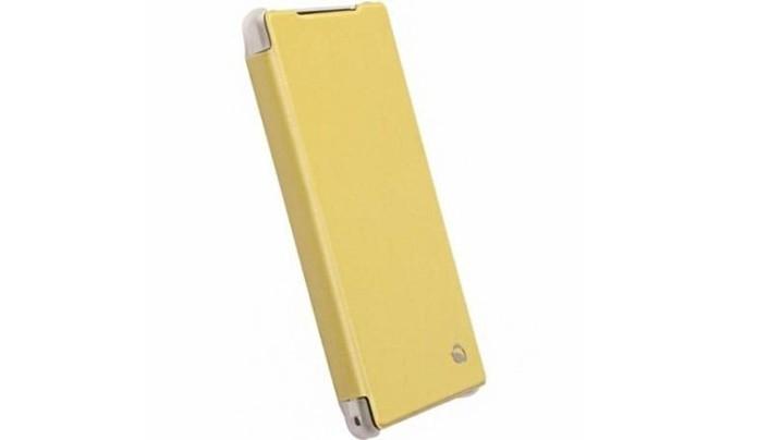 Capa flip é uma opção colorida para o Sony Xperia Z2 (Divulgação/Bolden)