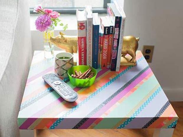 Imóveis fita na decoração (Foto: Reprodução/Jennifercederstam.com)