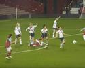 Dia das Mulheres? Atleta do Tottenham dá pisão na cabeça de rival na Inglaterra