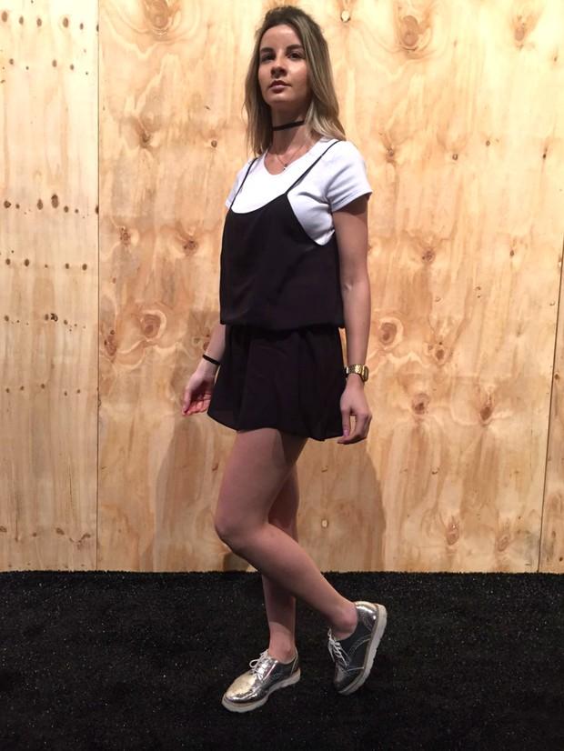 Blogueira Thyla Rolim (Foto: Cristiane Rodrigues / EGO)