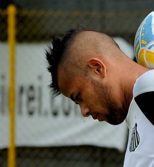 tá fora (Ivan Storti / Divulgação Santos FC)