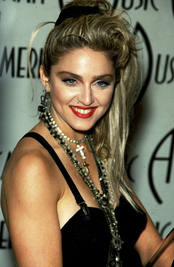 384716 01: Madonna smiles during the American Music Awards, January 28, 1985. (Photo by Julian Wasser/Liaison) (Foto: Getty Images)